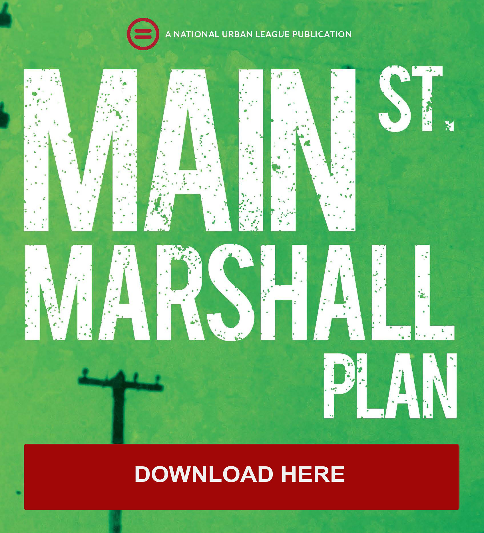 Main St. Marshall Plan